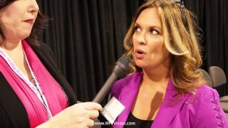 Interview with Kelli Ellis at IWCE