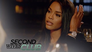 Veronika Obeng Tells Katie About Her Husband's Infidelity | Second Wives Club | E!