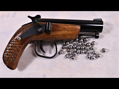 How to Make an Antique  Gun  for  Decor. | DIY .