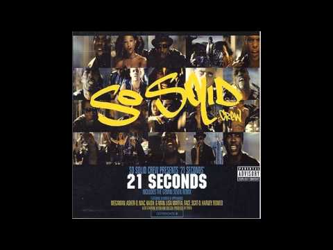 So Solid Crew - 21 Seconds (Clean)