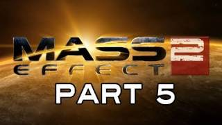 Mass Effect 2 Gameplay Walkthrough - Part 5 Citadel and Spectre Status Let's Play
