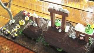 Video How to make an Angry Birds Interactive Playable Birthday Cake Rovio download MP3, 3GP, MP4, WEBM, AVI, FLV Juni 2018