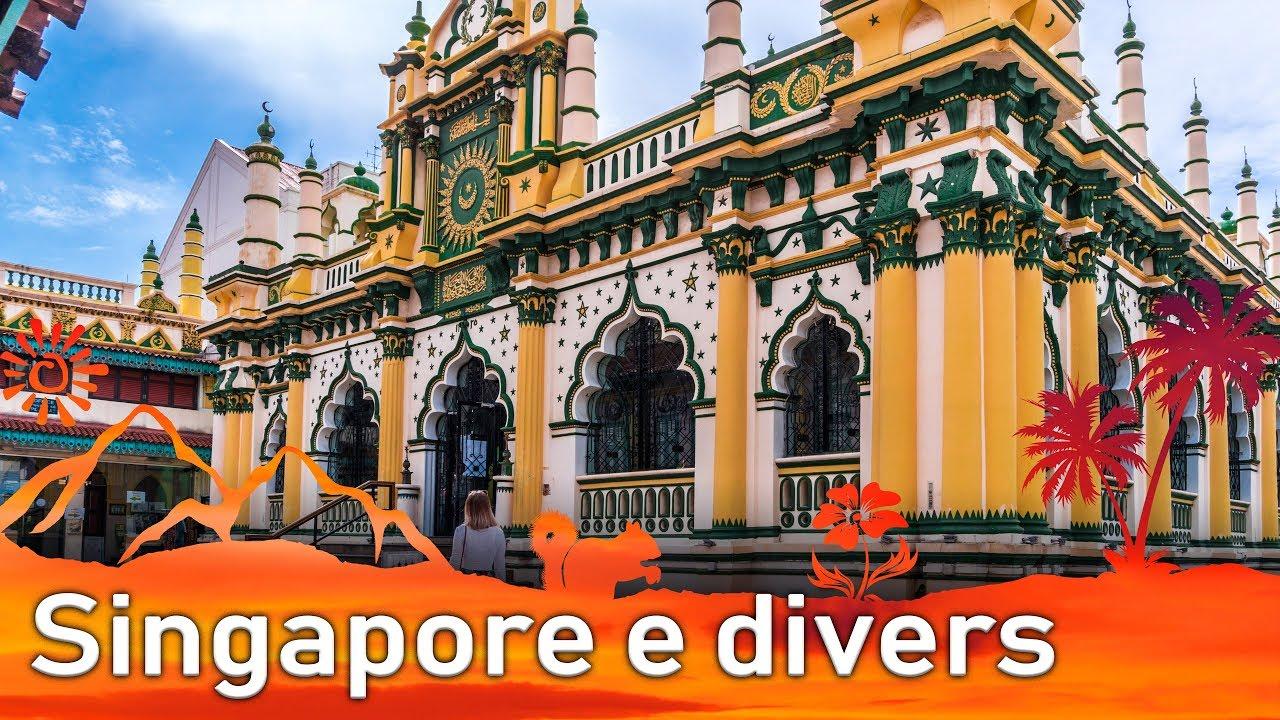Este Singapore o tara religioasa? || Jurnal de calatorii #37