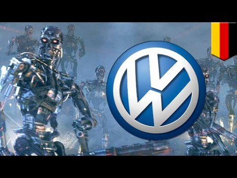 Robot kills Volkswagen worker: technician crushed to death by robot at Germany plant - TomoNews