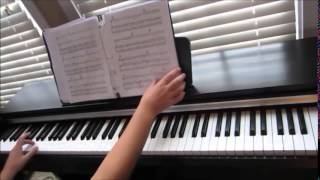 O'Green World- Gorillaz Piano (with Sheet Music)