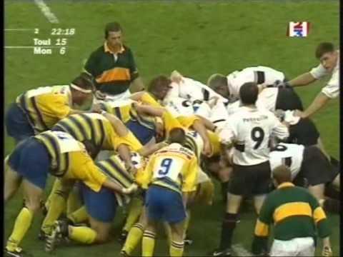 Stade Toulousain - Clermont [Finale champ. de France 1999] Partie 2-2