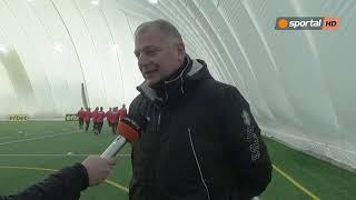 Петко Петков: Целта е във всеки мач ЦСКА 1948 да играе за победа