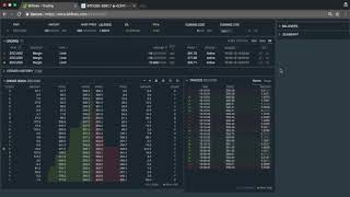 LIVE CRYPTO TRADING - $100 IN 7 MINUTES - ZCASH,