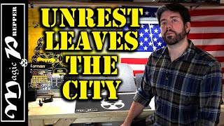 Civil Unrest Spreads To The Suburbs | Prepare For Unrest Near You