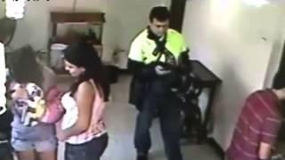 Un delincuente asaltó una pizzería con solo una llamada telefónica
