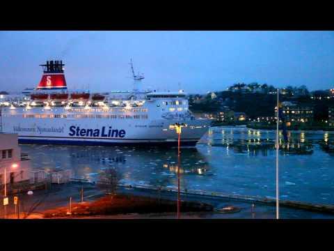Ferry from Frederikshavn