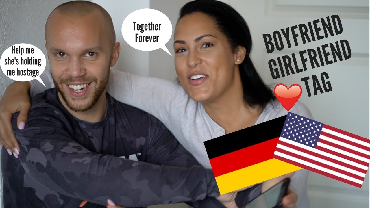 Dating German men