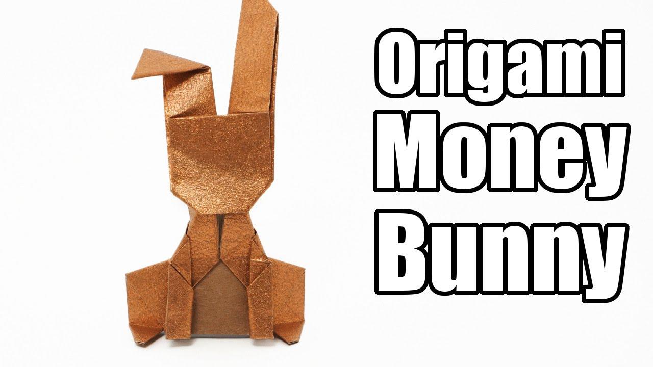 origami money bunny jo nakashima youtube