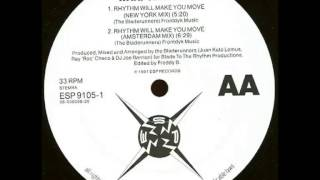 "Warp Factor 3 ""Rhythm Will Make You Move"" (New York Mix) 1991"