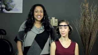 How to Do a Flapper Hairstyle : Hairstyles From a Pro