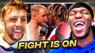 KSI vs JAKE PAUL IS FINALLY HAPPENING...