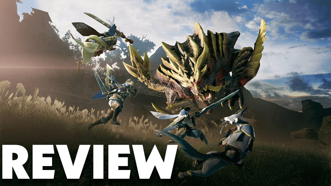 Monster Hunter Rise Review - It's Alive (Video Game Video Review)