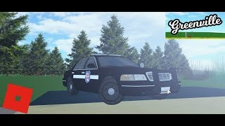 Roblox: Greenville, WI ( Arrêts de circulation non-stop