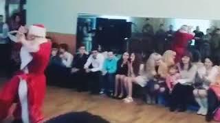Танец деда мороза(BonDar)😎🎁🎀✨🎇🎉🎄🎄🎄