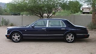 2002 Bentley Arnage R LWB, 25k Miles, 1 of 11, SOLD