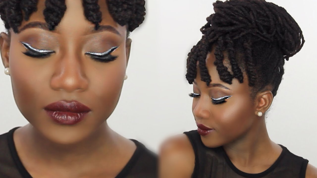 Makeup tutorials youtube for beginners black girl