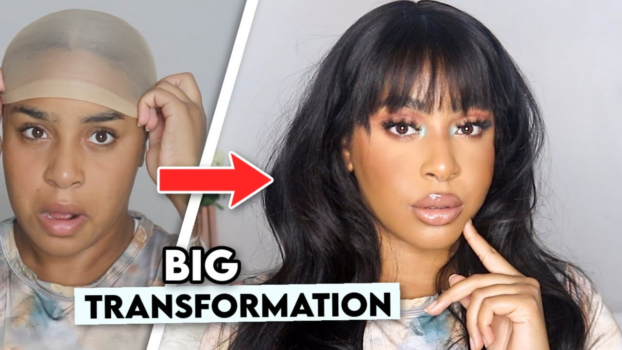 @YanissaXoxo: UN MAKEUP DE FOU ! Makeup & Hair Transformation