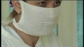 НЕВИДИМЫЙ АНГЕЛ, фильм о работе операционных медсестер, Геленджик (2004)