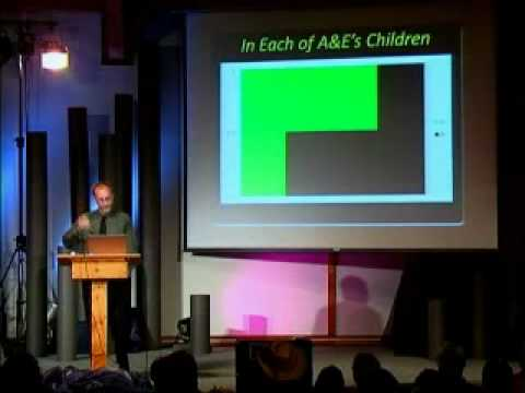 The Non Mythical Adam and Eve (Dr  Robert Carter, Ph.D. marine biology)