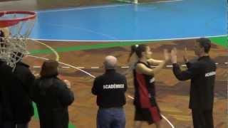 AFC - Apresentação da Equipa de Basquetebol - Seniores - Campeonato Nacional da Liga Feminina