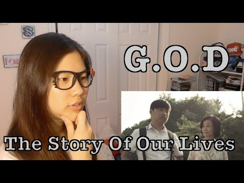 KK Video Reaction/Review: G.O.D 'The Story Of Our Lives'