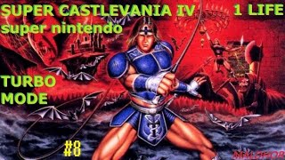 Super Castlevania IV - Mode Turbo - Part 8