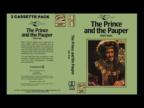 The Prince and the Pauper read by Martin Jarvis (1987)