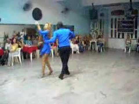 Dance News - Cia Jimmy de Oira - Suellen e Tiago