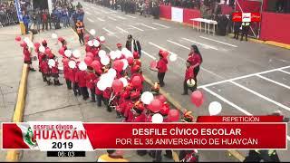 Desfile Cívico de Huaycán 2019