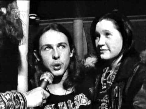 "Репортаж ""ТВ Карелия"" о 5-м фестивале (1997 год) Nord Session в Костомукше"