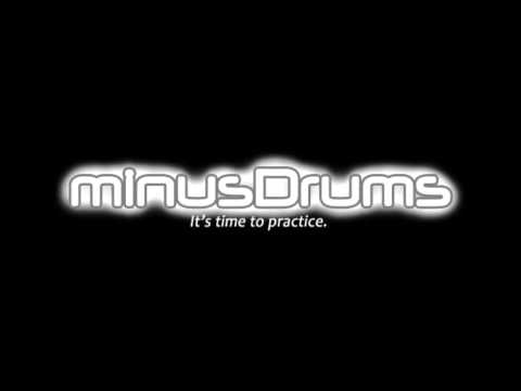Free Drum Play Along - Drumless Track #3