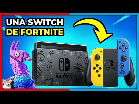 ¡ANUNCIADA una NINTENDO SWITCH de FORTNITE! 🍅 Nueva EDICIÓN ESPECIAL de Nintendo Switch