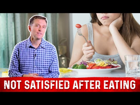 I am Not Satisfied After Eating on Keto and Intermittent Fasting Plan