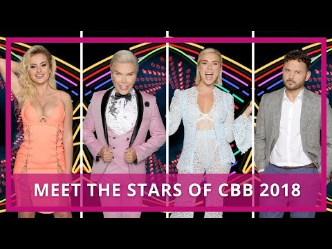 Celebrity Big Brother 2018 - meet the housemates