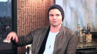 Daniel Gillies Previews Origins of the Unholy Trinity