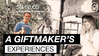Gift Maker's Experiences - Martin Simon, The Green Business Developer