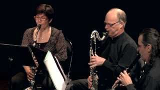 Sextuor de clarinettes Baermann The Mooch de Duke Ellington