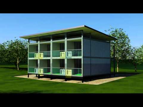 arkistruct Panelised Modular Mass Produced Housing Solutions