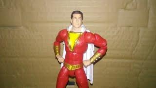 DC Comics Multiverse Shazam figure review