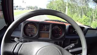 1989 Mitsubishi Montero - Cold Start & Test Drive