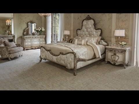 Platine De Royale Bedroom Collection By AICO Furniture