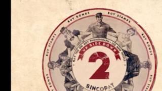 Martin Patino - Heading Elsewhere (Original mix) SINCOPAT UpSideDown 02
