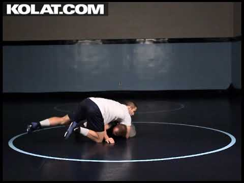 Wrestling Moves - Defend Nearside Cradle Level 1 Cary Kolat