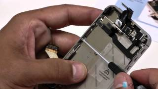 Official iPhone 4S Screen / LCD Replacement Video & Instructions - iCracked.com(http://www.iCracked.com - iCracked, the world's best iPhone, iPod, and iPad repair company, shows you how to repair your iPhone 4S with their Official iPhone ..., 2012-08-22T23:03:36.000Z)