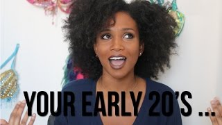 ADVICE FOR YOUR EARLY 20'S- CAREER, RELATIONSHIPS....  @zoeallamby